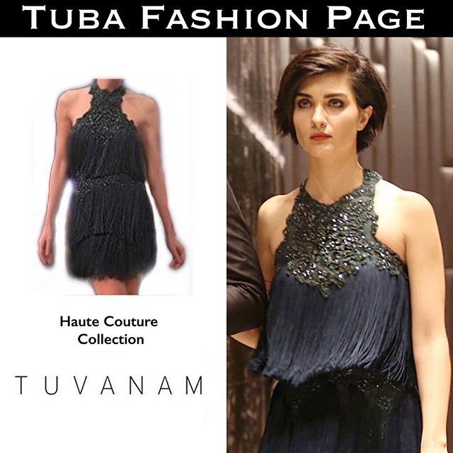- #TubaBüyüküstün's dress by @tuvanam @a46official   -   She was stunning   As Sühan in #CesurVeGüzel Ep: 22   #tuba_büyüküstün #tubabuyukustun #tuba_buyukustun #tubabustun #TubaFashion   #SuhanStyle #TubaStyle