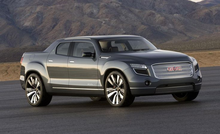 GMC Granite Compact Pickup Truck Concept | technology | Pinterest | Nice, Trucks and Audi