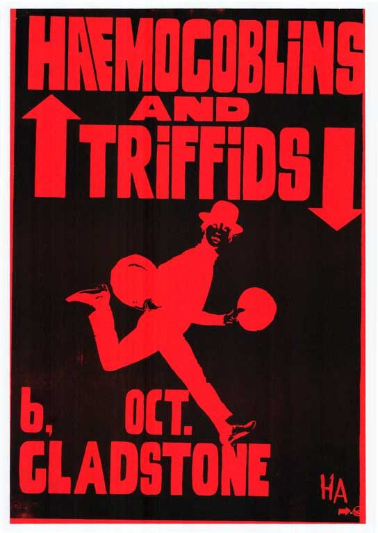 Haemogoblins and Triffids