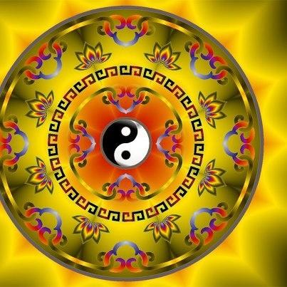 112 best images about mandalas on pinterest chinese for Cuadros mandalas feng shui decoracion mandalas