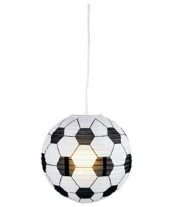 30cm Football Paper Light Shade.