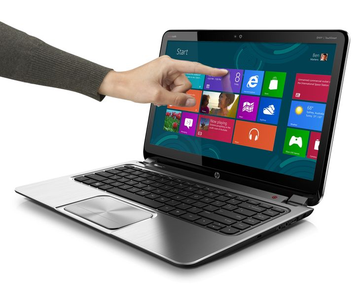 HP Laptops with Windows 8