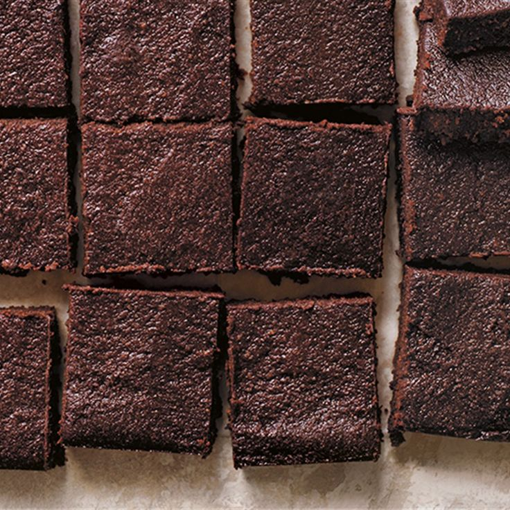 These 'healthy' brownies are delicious and easy to make! Try Donna Hay's Chocolate Banana Brownie Recipe for a quick, sweet treat.