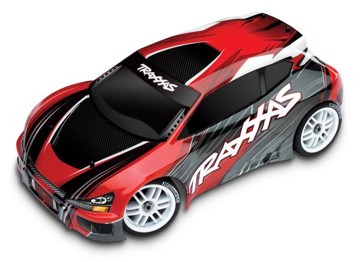 Traxxas 1/16 Rally Electric RC Car