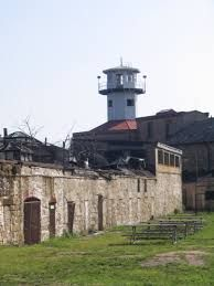 Image result for prison tower interior
