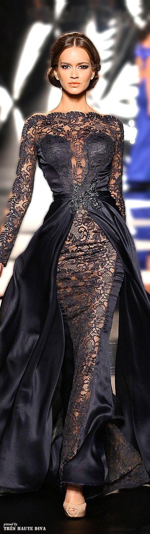Mireille Dagher 2014 Dress