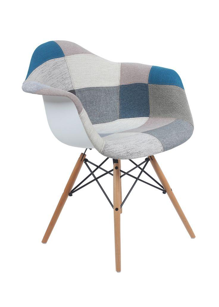 Chaise DAW patchwork 2015