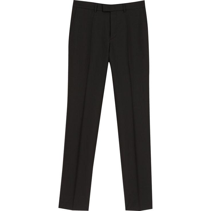pantalon lucky noir