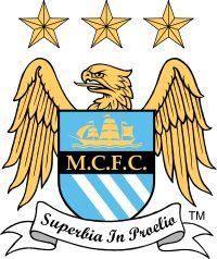 Manchester City Football Club, Manchester, England.