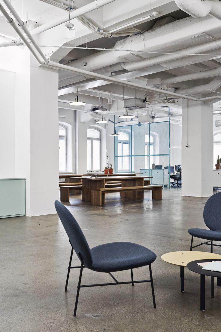 interior creative collection designs office. Creative Office: Active Ark Designed By Joanna Laajisto. Commercial Office DesignInterior Interior Collection Designs E