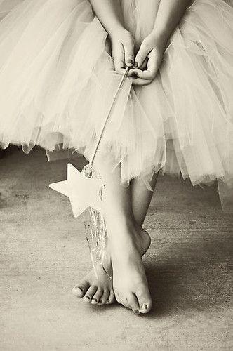 Les Pensées de Violette - Ballerina.