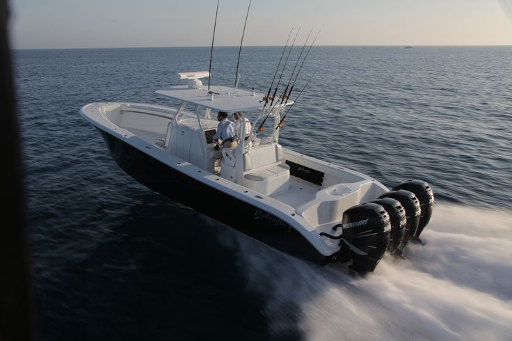Yellowfin 42....Brent's obsession!