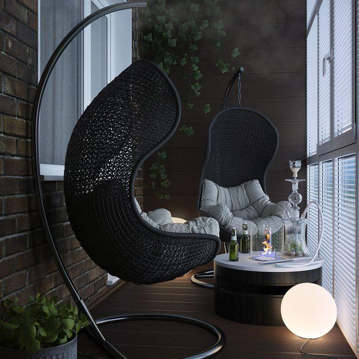 equilibrium - 3D-проекты интерьеров в стиле лофт | PINWIN - конкурсы для архитекторов, дизайнеров, декораторов