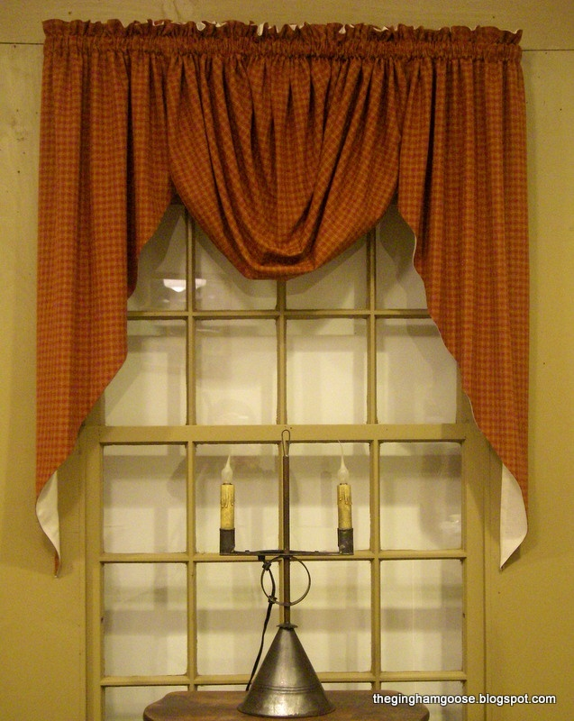 17 best images about primitive window treatments and other for Custom window curtains online