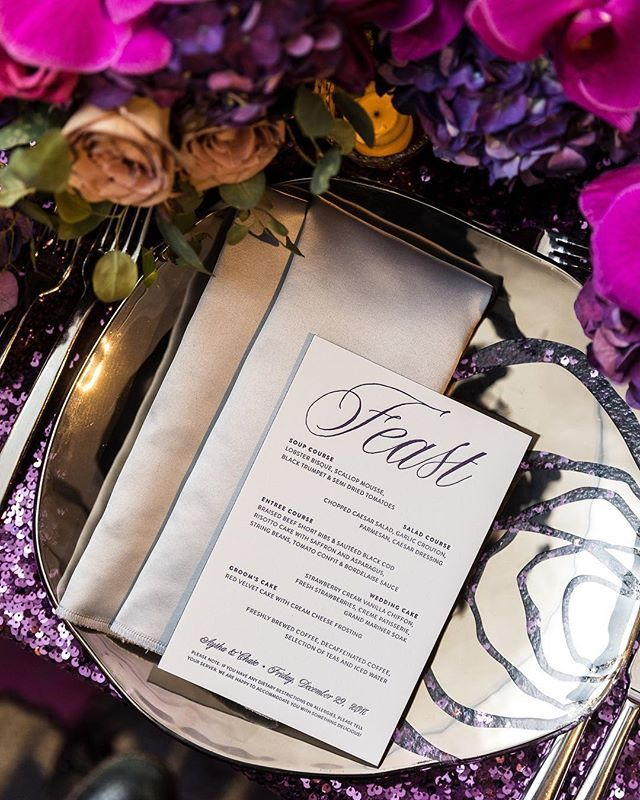 What Fun We Had Working With Meldeen On These Beautiful Pieces And The Place Settings Could Not Have Been More Gorgeous Las Vegas Wedding Planner