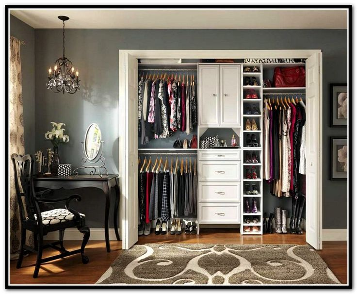 Reach In Closet Organizer Ideas  Home sweet home  Ikea