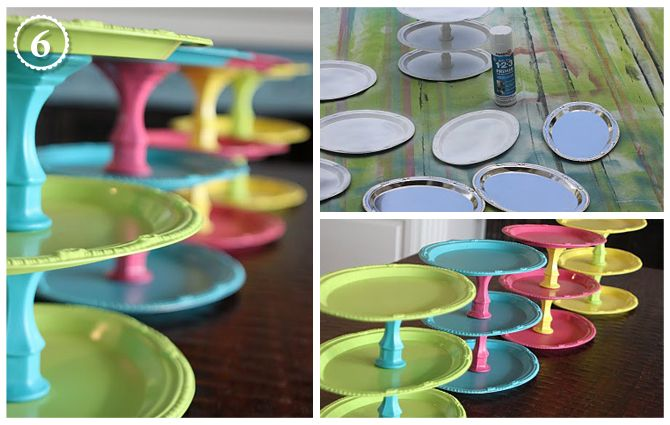 DIY CAKE STAND - Top 13 Tutorial! | Diy cake stand, Jar ...