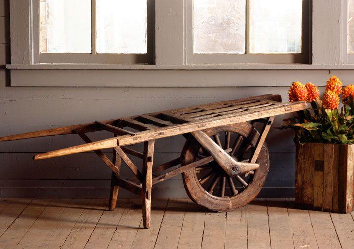 antique cart  $595.00