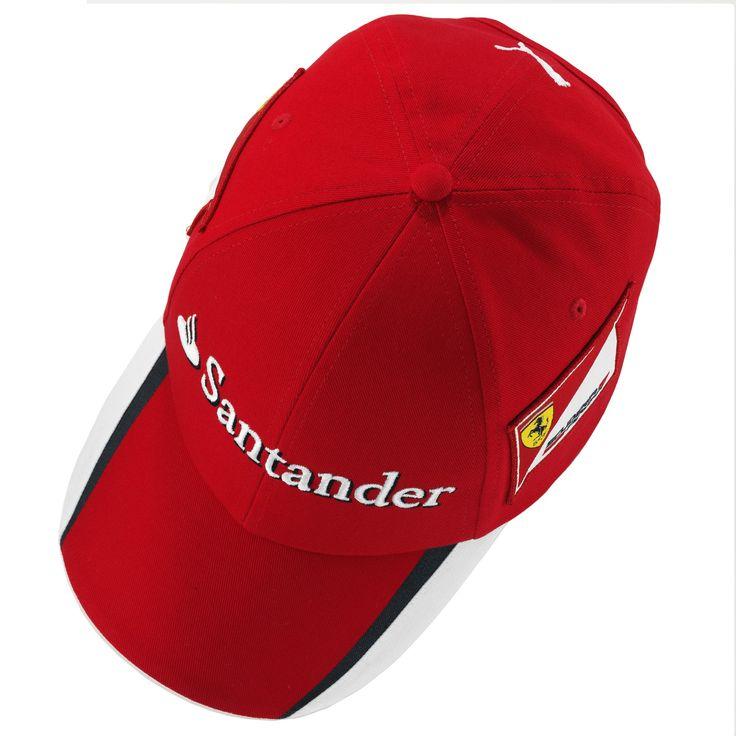 Cappellino Scuderia Ferrari replica 2015 - Scuderia Replica - Scuderia #ferrari #ferraristore #scuderiaferrari #rossoferrari #forzaferrari #newcollection #replica #puma