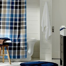 Best 25 Plaid Shower Curtain Ideas On Pinterest Rustic Cabin Decor Rustic Lodge Decor And
