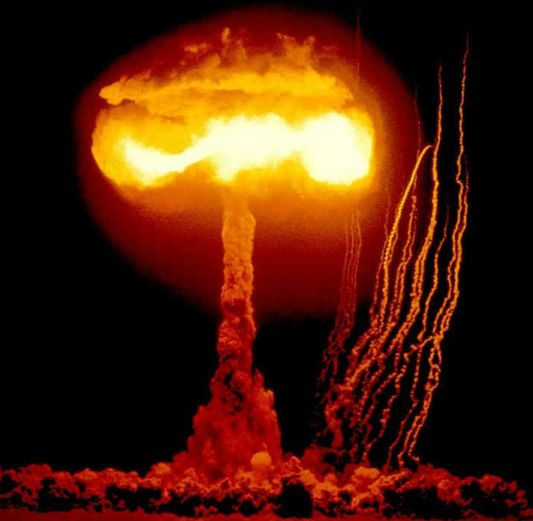 Top 10 Explosive Facts About Nuclear Weapons -Instead of a fiery explosion, the neutron bomb is intended to spew out vast amounts of radiation killing anybody unfortunate enough to be in the vicinity whilst leaving buildings and infrastructure intact.