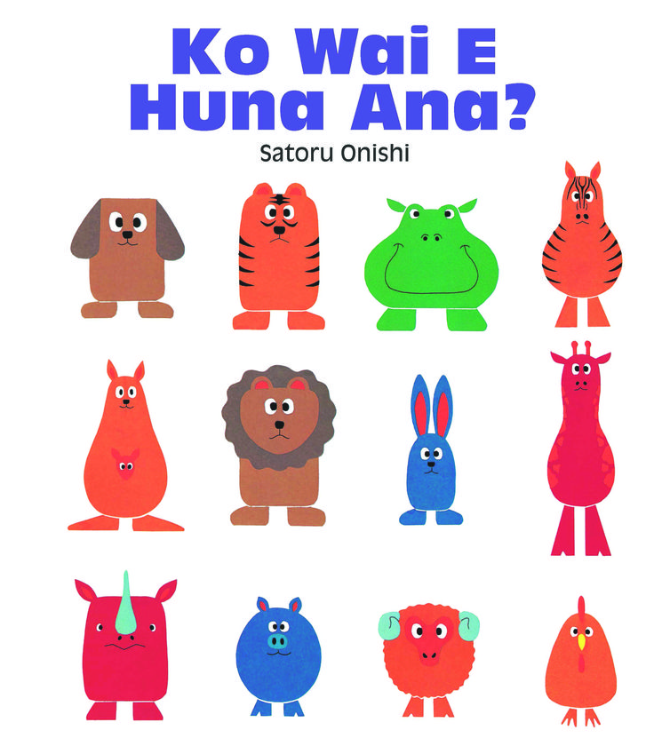 Learn the Maori names for all your favourite animals!