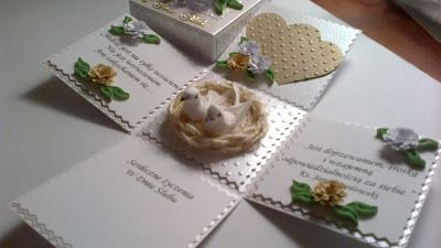 quilling-pawCrafts Ideas, Quilling Inspiration, Exploding Boxes, Russian Splendor, Paper Boxes, Quilling Paw