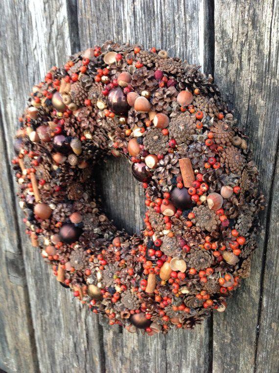 Advent Wreath - Christmas Wreath - Winter Wreath