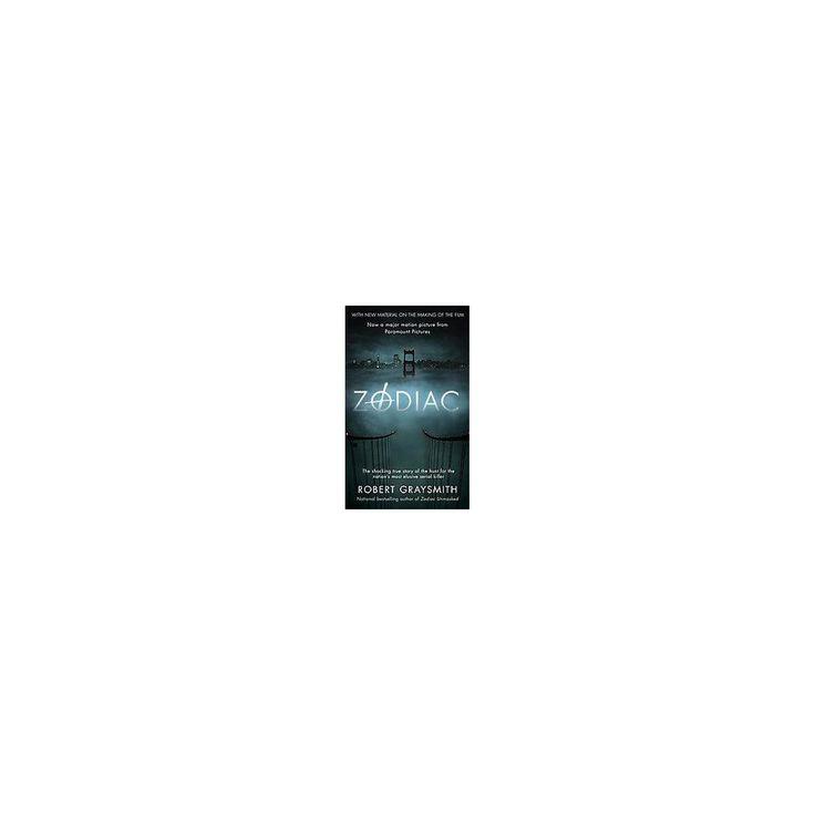 Zodiac (Reissue, Media Tie In) (Paperback) (Robert Graysmith)