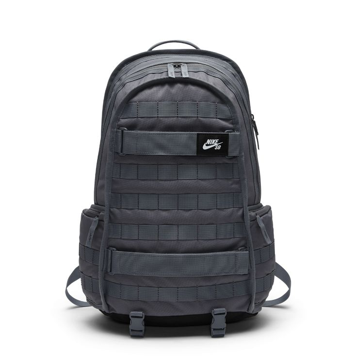 Nike SB RPM Skateboarding Backpack (Grey)