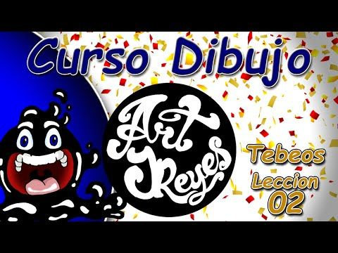 Curso Dibujo Art JReyes Tebeos 02 - YouTube
