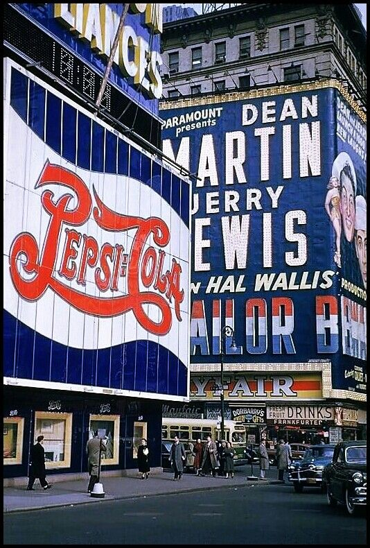 New York,1950's
