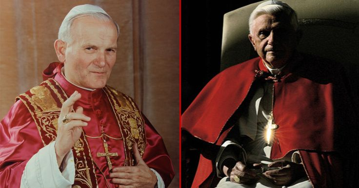 The sacramental practice in the Catholic Church of expelling demons from the body of a person who is possessed is termed exorcism. Most don't know that both Pope John Paul II and Pope Benedict XVI performed exorcisms inside the Vatican.