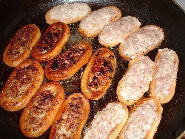 Фото к рецепту: Сушки на закуску