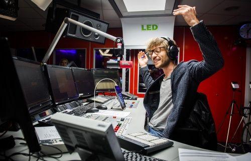 Giel Beelen pobił rekord świata w produkcji radiowej #popolsku