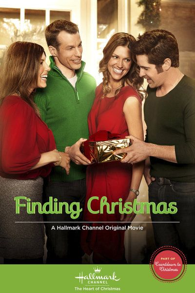 An unhappy New York executive  swaps houses at Christmas with an unhappy North Carolina repair man and each finds his own  unexpected holiday romance.( 2013)------Hallmark Channel