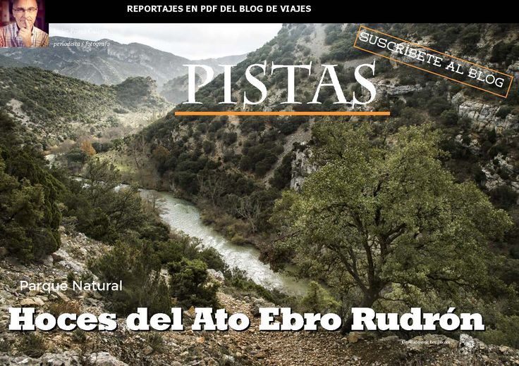 Reportaje en PDF: Hoces del Alto Ebro y Rudrón #siempredepaso