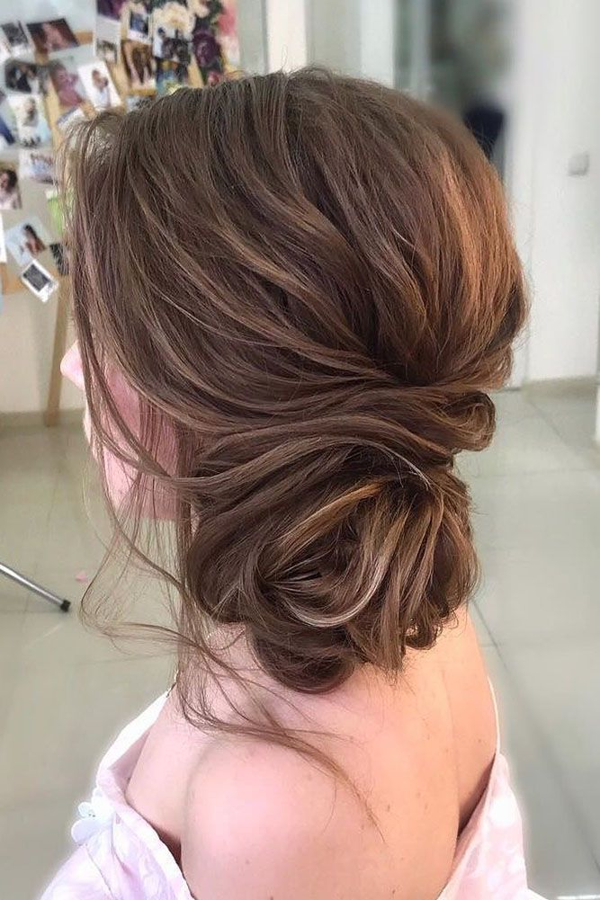 Image Result For Easy Hairstyles For Wedding