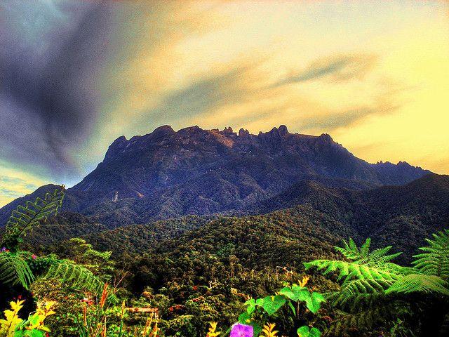 The Prominent Mountain by Bernard M. Wong, via Flickr