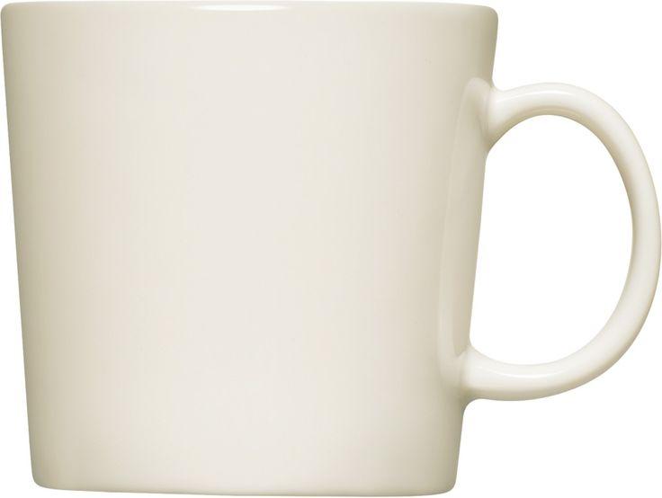Teema Mug 0,3 l white - Iittala.com