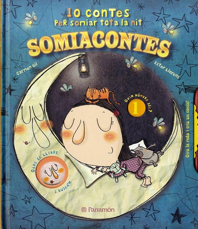 10 Contes per somiar tota la nit: Somiacontes