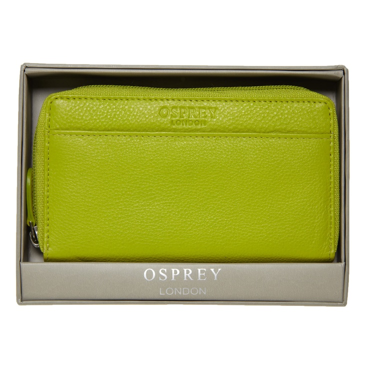 Green Leather Purse for £19.99 #fabfind