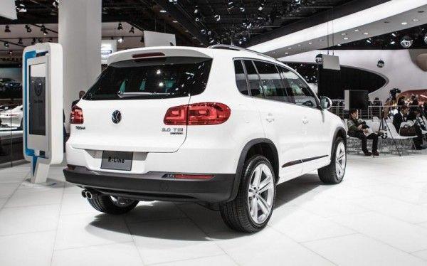 Volkswagen Tiguan 2014 | TopIsMagazine