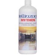 Mythos 1L - Bellinzoni - Produto desenvolvido especialmente para revitalizar o brilho de pisos que estejam com o lustro desgastado.      Pode ser aplicado no mármore e granito. www.colar.com
