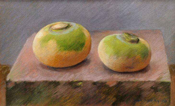 Green Turnips by John Morley