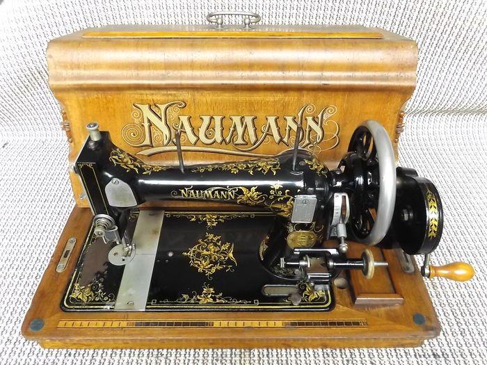 Seidel & Naumann - Antieke Naaimachine - Duitsland - ca.1910