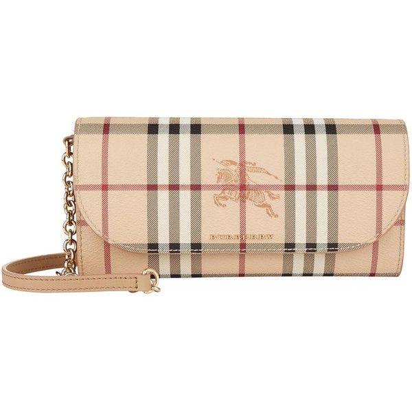 Burberry Henley Cross Body Bag ($700) ❤ liked on Polyvore featuring bags, handbags, shoulder bags, beige purse, crossbody purse, hand bags, burberry purses and burberry shoulder bag