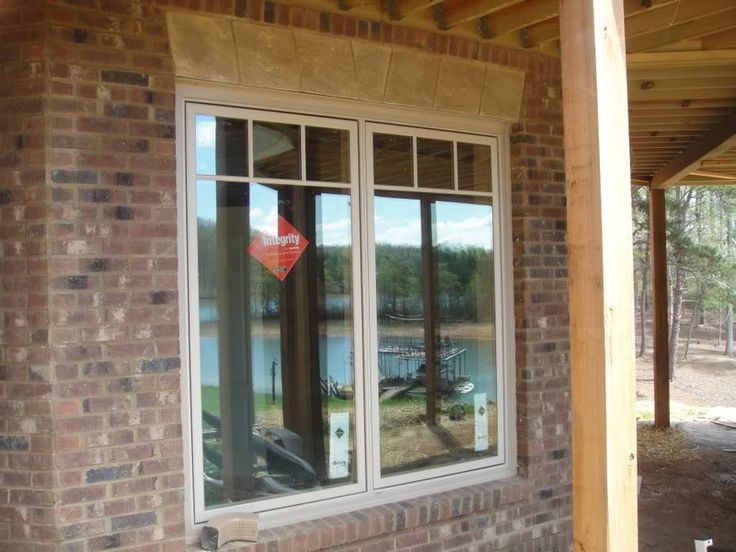 10 images about windows on pinterest window treatments for Transom windows exterior
