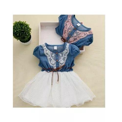 Vestido Importado De Nena!! Consultar Stock - $ 550,00