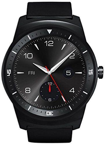 LG Electronics G Watch R W110 Smart Watch LG http://www.amazon.com/dp/B00PLY8RYG/ref=cm_sw_r_pi_dp_Q9BJub0J3S73J
